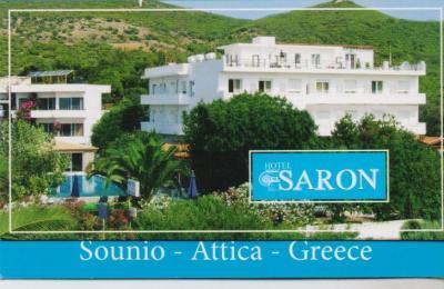 ΞΕΝΟΔΟΧΕΙΟ 24ΩΡΟ ΑΝΟΙΧΤΑ SARON HOTEL ΣΟΥΝΙΟ ΑΤΤΙΚΗ