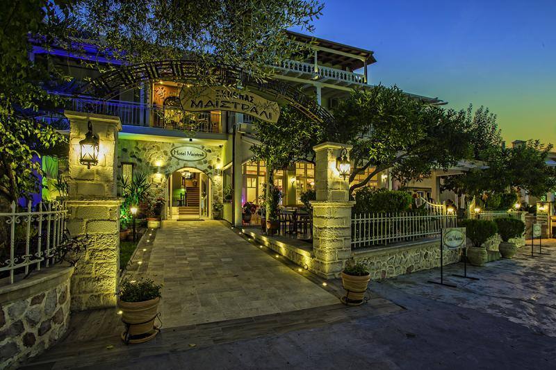 MAISTRALI HOTEL ΞΕΝΟΔΟΧΕΙΟ ΠΑΡΓΑ ΛΙΑΚΟΣ ΓΕΩΡΓΙΟΣ