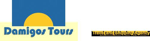ΓΡΑΦΕΙΟ ΓΕΝΙΚΟΥ ΤΟΥΡΙΣΜΟΥ DAMIGOS TOURS ΦΗΡΑ ΣΑΝΤΟΡΙΝΗ ΔΑΜΙΓΟΣ ΝΙΚΟΛΑΟΣ